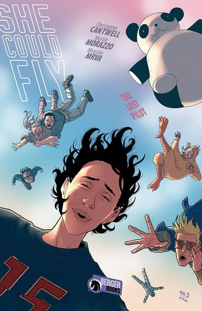 She Could Fly – The Lost Pilot #5 (2019)