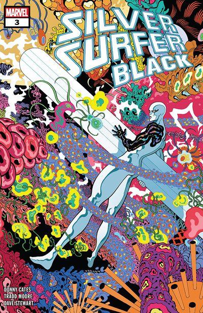 Silver Surfer – Black #3 (2019)
