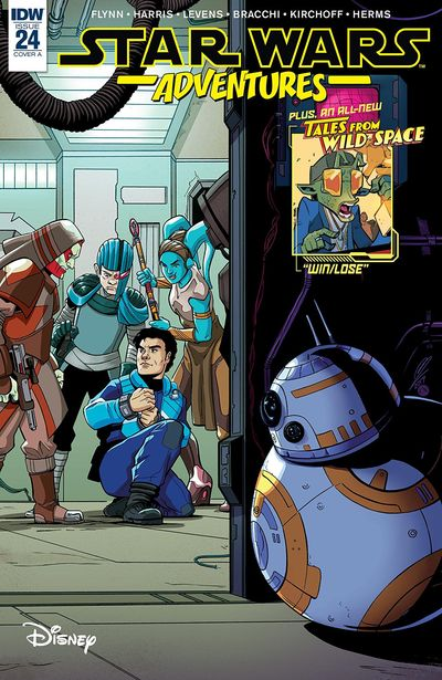 Star Wars Adventures #24 (2019)