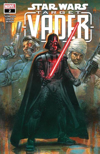 Star Wars – Target Vader #2 (2019)