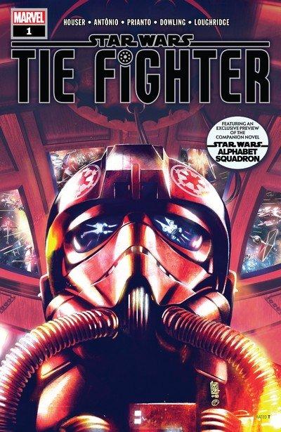 Star Wars – Tie Fighter #1 – 5 (2019)