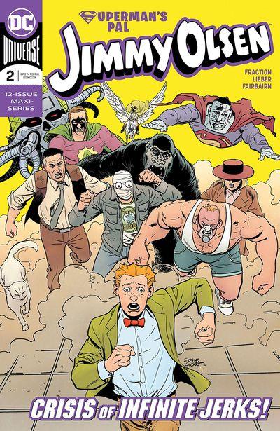 Superman's Pal Jimmy Olsen #2 (2019)