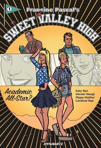Sweet Valley High Vol. 1 – Academic All-Star (TPB) (2019)