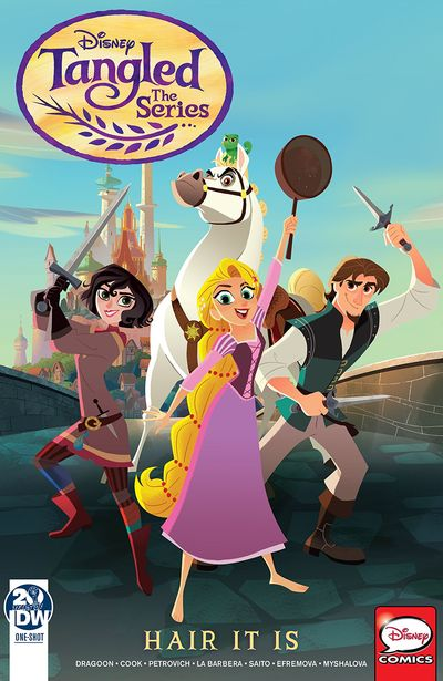 Tangled – Hair It Is (2019)
