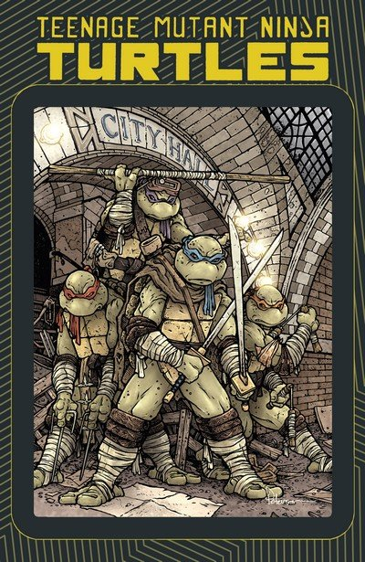 Teenage Mutant Ninja Turtles – Macro Series (TPB) (2019)