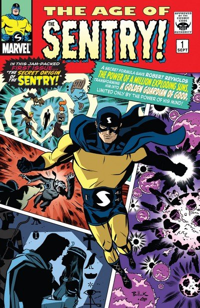 The Age of the Sentry #1 – 6 (2008-2009)