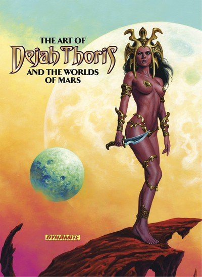 The Art of Dejah Thoris and the Worlds of Mars (2014)