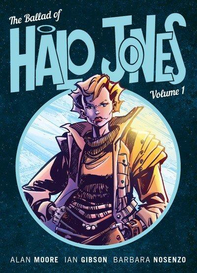 The Ballad of Halo Jones Vol. 1 – 3 + Complete (BW) (2013+2018)