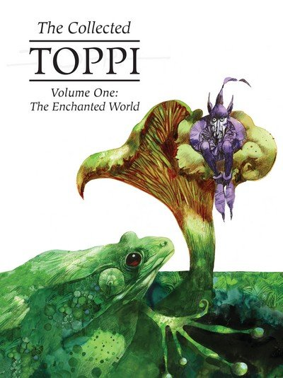 The Collected Toppi Vol. 1 – 2 (2019)