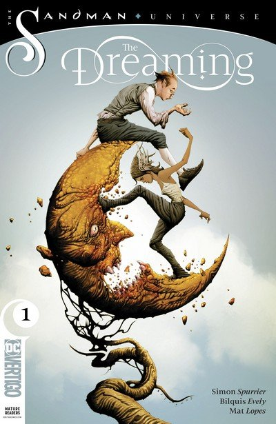The Dreaming #1 – 12 (2018-2019)