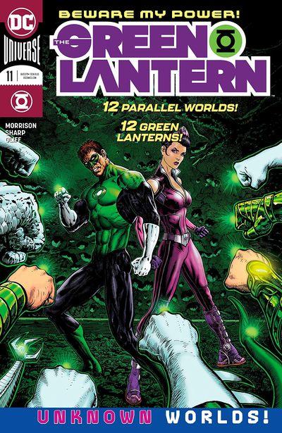 The Green Lantern #11 (2019)