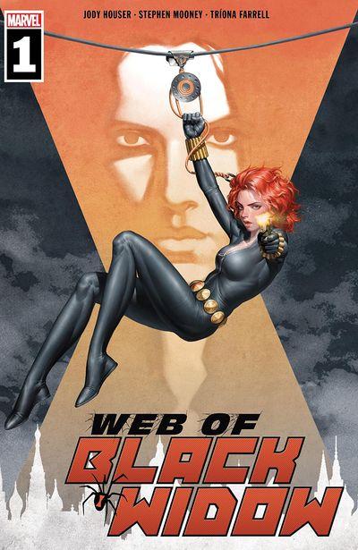 Web Of Black Widow #1 (2019)