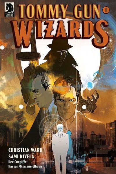 Tommy Gun Wizards #1 (2019)