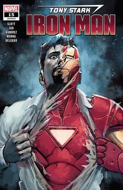 Tony Stark – Iron Man #15 (2019)