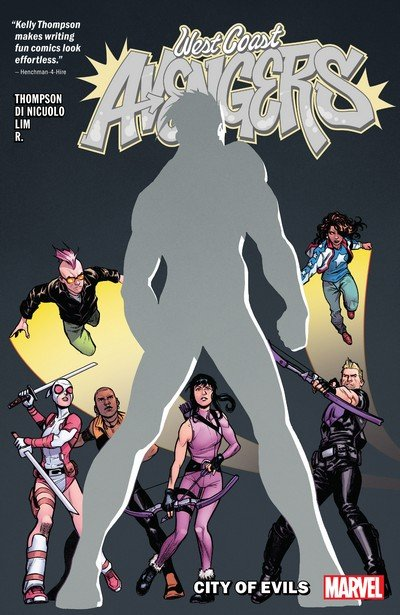 West Coast Avengers Vol. 2 – City Of Evils (TPB) (2019)