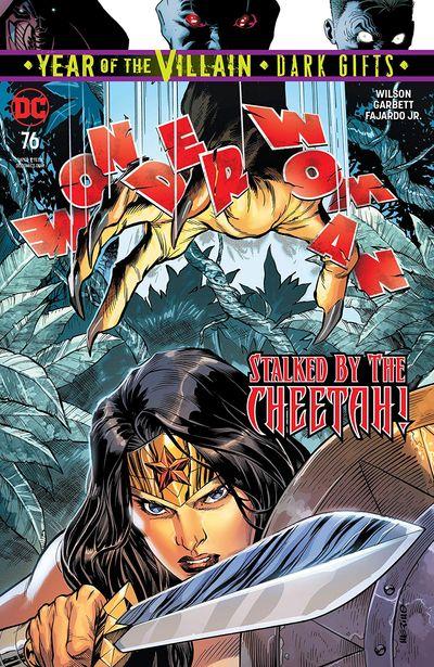 Wonder Woman #76 (2019)