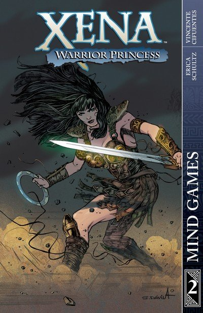 Xena – Warrior Princess Vol. 2 – Mind Games (TPB) (2019)