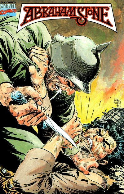 Abraham Stone Vol. 1 #1 – 2 (1995)