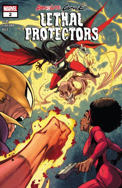 Absolute Carnage – Lethal Protectors #2 (2019)