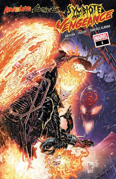 Absolute Carnage – Symbiote Of Vengeance #1 (2019)