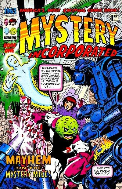 Alan Moore's 1963 #1 – 6 (1993)
