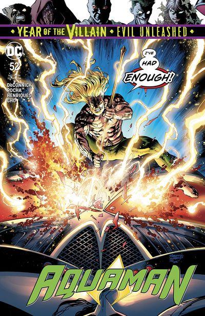 Aquaman #52 (2019)
