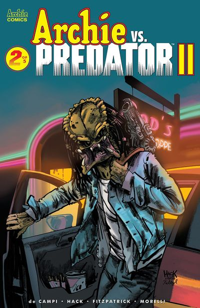 Archie Vs Predator Vol. 2 #2 (2019)
