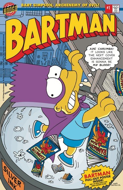 Bartman #1 – 6 (1993-1995)