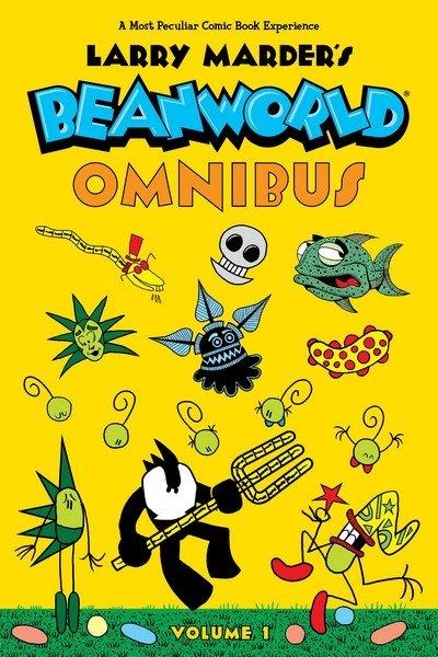 Beanworld Omnibus Vol. 1 – 2 (2018-2019)