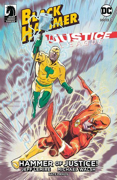 Black Hammer-Justice League – Hammer Of Justice #3 (2019)