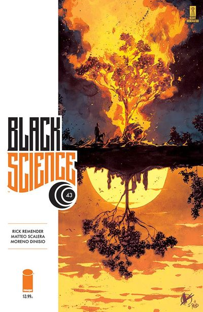 Black Science #43 (2019)