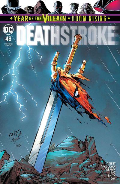 Deathstroke #48 (2019)