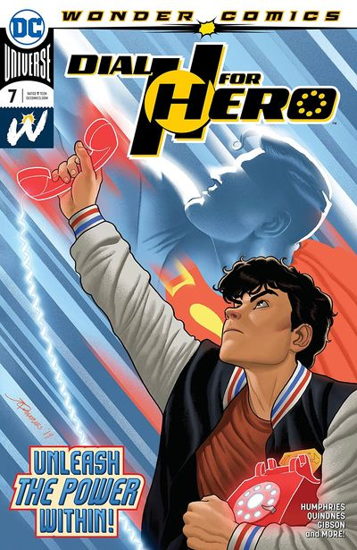 Dial H For Hero #7 (2019)