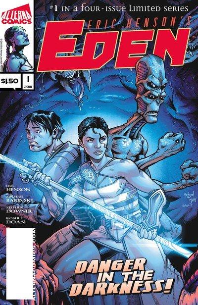 Eden #1 – 4 (2018-2019)