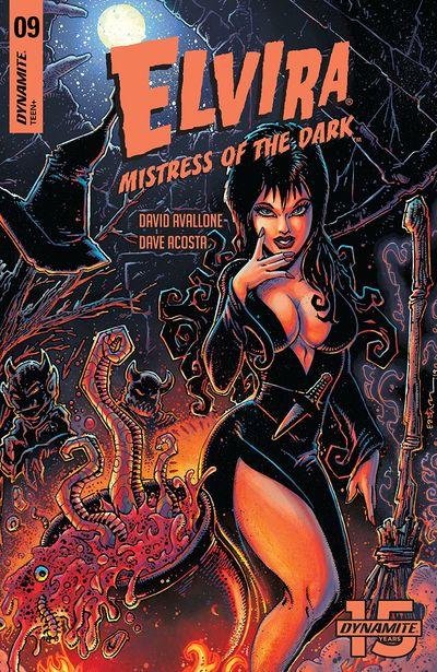 Elvira – Mistress Of The Dark #9 (2019)