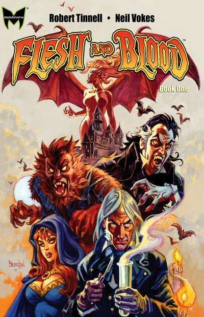Flesh and Blood – Book One (2011)