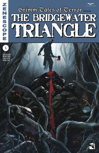 Grimm Tales Of Terror – The Bridgewater Triangle #1 (2019)