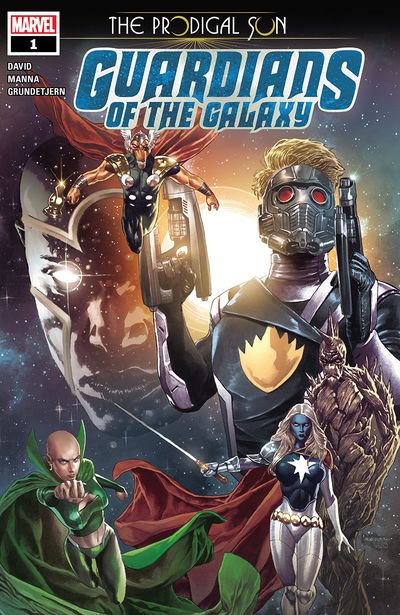 Guardians Of The Galaxy – The Prodigal Sun #1 (2019)