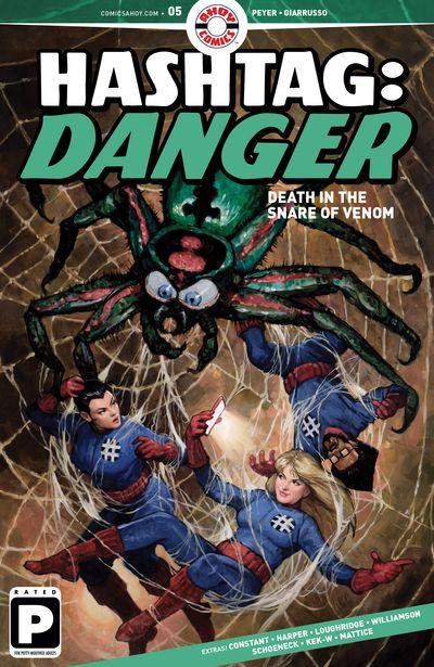 Hashtag – Danger #5 (2019)