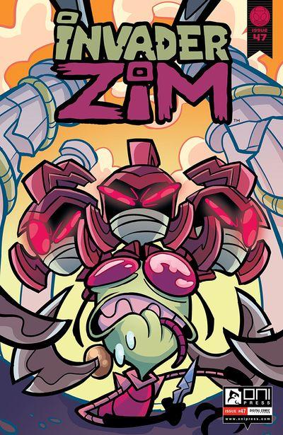 Invader Zim #47 (2019)