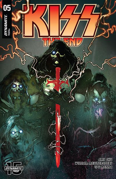 KISS – The End #5 (2019)