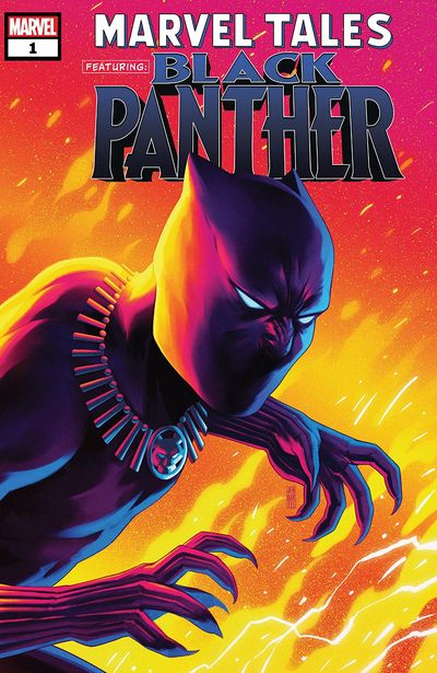Marvel Tales – Black Panther #1 (2019)