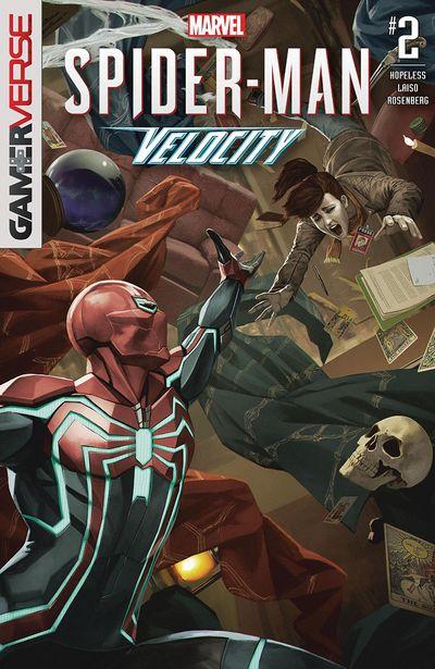 Marvel's Spider-Man – Velocity #2 (2019)