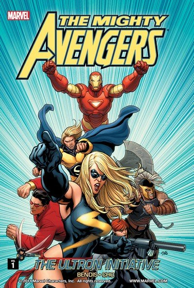 Mighty Avengers Vol. 1 – The Ultron Initiative (TPB) (2008)