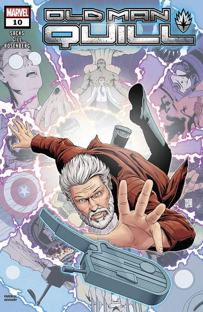 Old Man Quill #10 (2019)