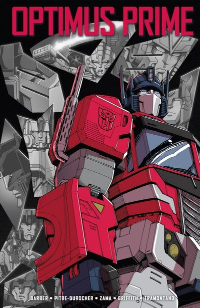 Optimus Prime Vol. 5 (TPB) (2019)