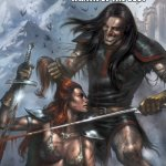 Red Sonja – Wrath of the Gods (TPB) (2012)