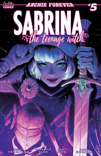 Sabrina the Teenage Witch #5 (2019)
