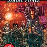 Scarlett's Strike Force #1 – 3 (2017-2018)