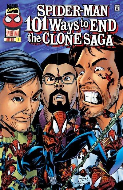 Spider-Man – 101 Ways To End The Clone Saga #1 (1997)